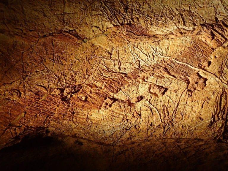 Cavité de la grotte de la fausse monnaie
