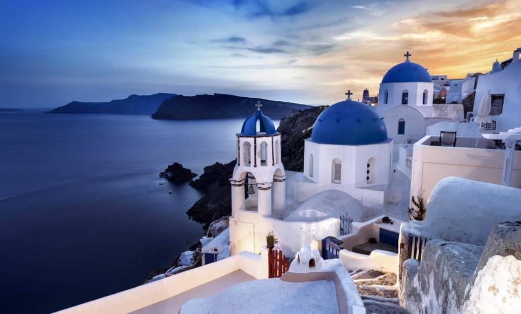Cyclades en Grèce